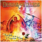 Demons & Wizards Touched By The Crimson King