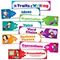 Scholastic Traits of Writing Mini Bulletin Board (TF8075)