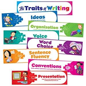 61 traits of writing
