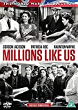 Millions Like Us (Digitally Remastered 2015 Edition) [DVD]