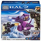 Mega Bloks Halo Buildable Covenant Shade Turret