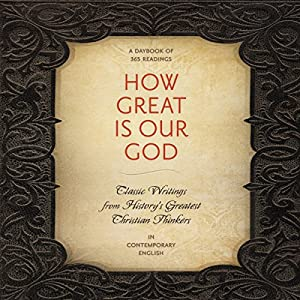 How Great Is Our God Audiobook
