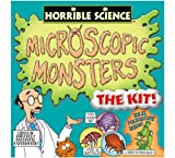 Galt Toys Horrible Science Kit (Microscopic Monsters)