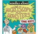 Galt Toys Horrible Science Kit (Microscopic Monsters)
