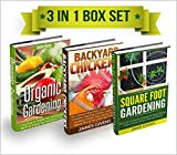 The Backyard Homestead Survivalist Super Set: FREEDOM! Amazing Beginners Guide To Backyard Homesteading, Saving You and Your Family Time and Money When Youll Need it Most
