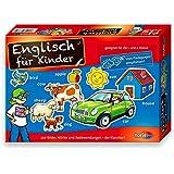 Noris Spiele 606076362 - Englisch für Kinder 1. und 2. Klasse, Kinderspiel