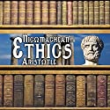 Nicomachean Ethics Audiobook by  Aristotle Narrated by Matthew Josdal