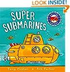 Super Submarines (Amazing Machines)