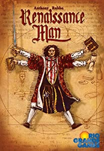 Renaissance Man Board Game