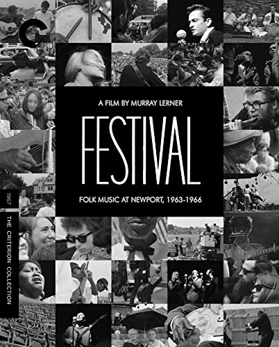 Blu-ray : Festival (Criterion Collection) (Special Edition, , Widescreen)