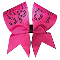 Back Spot Cheer Bow