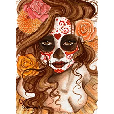Amazon.com: Beautiful Death by Rachel Walker Mexican Death