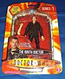 DOCTOR WHO THE NINTH DOCTOR WITH AUTON HEAD AND EXTRA ARM
