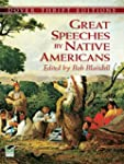 Great Speeches by Native Americans (D...