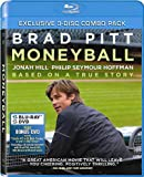 Moneyball (Three-Disc Blu-ray/DVD Combo Pack Including Bonus DVD) [Blu-ray]