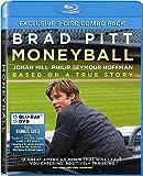 Moneyball (Three-Disc Blu-ray/DVD Combo Pack Including Bonus DVD) [Blu-ray]