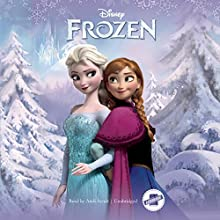 Frozen Audiobook by  Disney Press Narrated by Andi Arndt