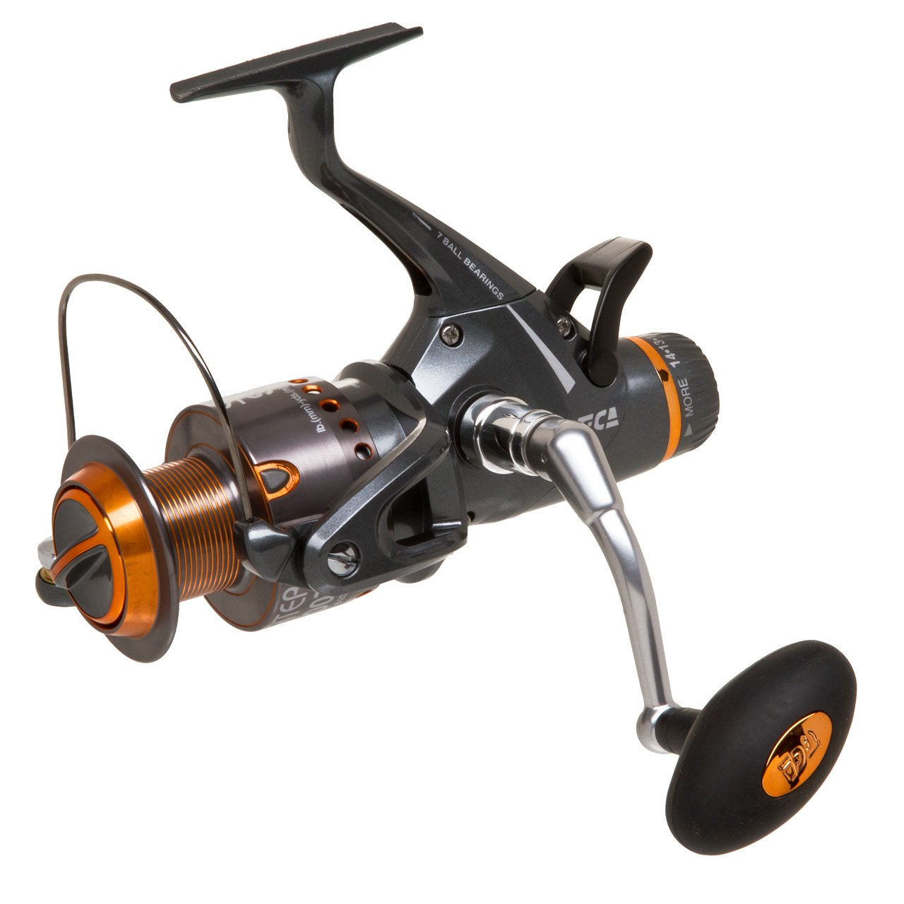TICA SV Series Sportera Spinning Reel (7 Ball Bearings)