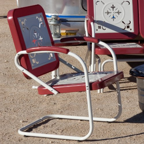 Gliders Patio Furniture Cyber Monday Jack Post CG 21Z Country Garden