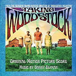 Taking Woodstock (Score)