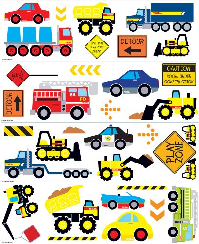 How to get Brewster Tonka Cars Trucks Wall Decals Reviews