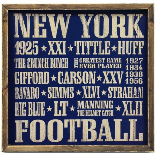 Huff Giants Helmet, Giants Sam Huff Helmet, Sam Huff New York Giants