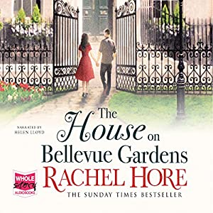The House on Bellevue Gardens Audiobook