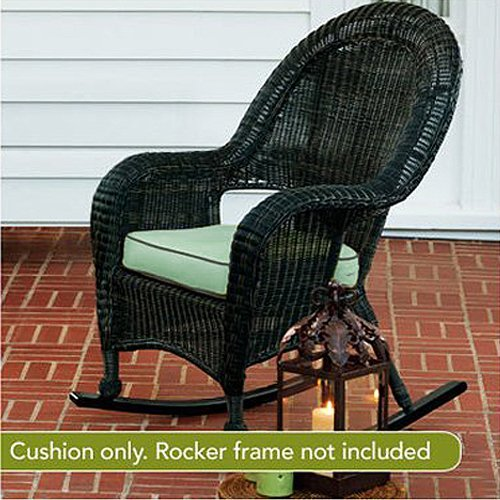 Chicago Wicker & Trading D-CUSH3280RDC-F523 South Shore Collection Kate Sky Deep Seating High Back Rocker Cushion image