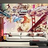 Vlies Fototapete 150x105 cm ! Top - Tapete - Wandbilder