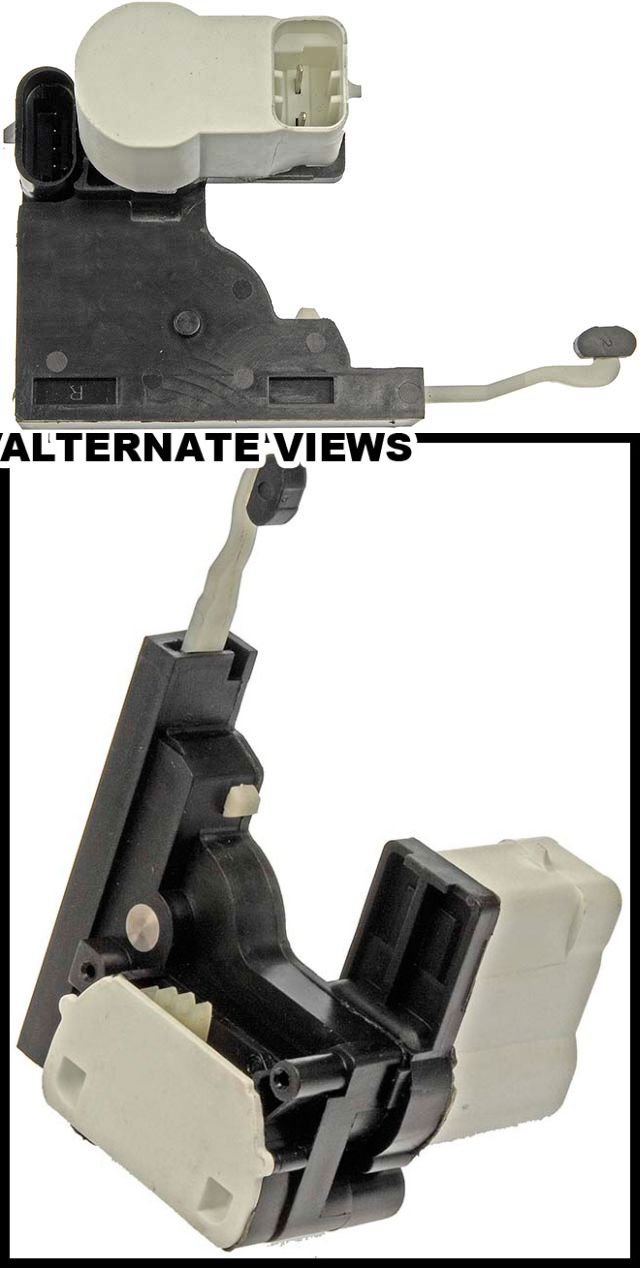 APDTY 857122 Door Lock Actuator Motor Front Right or Rear Right (Passenger-Side) (Fits Numerous Vehicles, View Compatibility Chart To Verify Your Specific Model) (Replaces 16624970 16627972 16632014 16636560 22122774 22144360 22144362 25664019 25664287) цена