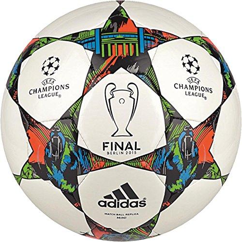 ADIDAS - Pallone FINAL BERLIN 2015 UEFA Champions League Match Ball Replica MINI (M36916) - size 1