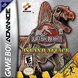Jurassic Park 3: Island Attack - Game Boy Advanceby Konami America Inc.