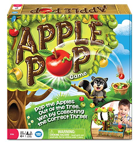 Apple Pop Game Board Game