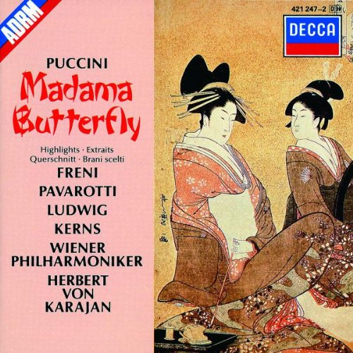 Madama Butterfly (Highlights)- Puccini - CD