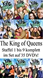 The King of Queens - Staffel 1-9 (35 DVDs)