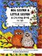 Big Sister & Little Sister - A Coloring Book for Two: Adorable Critters, a Secret Garden, and a Forest Full of Wonders -  A Sweet Way to Inspire Friendship, Sharing and Creativity