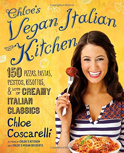 Chloe's vegan italian cookbook