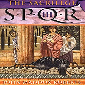 SPQR III: The Sacrilege Audiobook