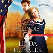 Lilly: Bride of Illinois: American Mail-Order Brides Series, Book 21 | Linda K. Hubalek