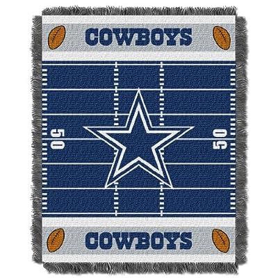 NFL Dallas Cowboys Baby Blanket