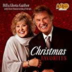Bill & Gloria Gaither - Christmas Favorites CD