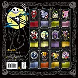 Image de Official Nightmare Before Christmas 2016 Square Wall Calendar