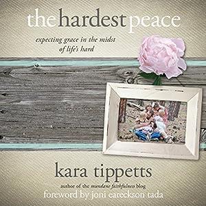 The Hardest Peace Audiobook
