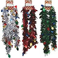 F C Young 66J-DIBB Jumbo Die-Cut Garland Assortment-ASMT2 JMBO DC GARLAND