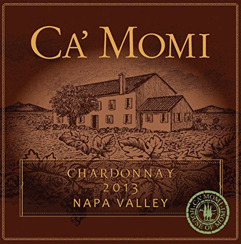 2013 Ca'Momi Chardonnay Napa Valley 750Ml