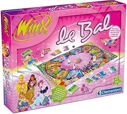 Clementoni - Jeu de société pour enfants - Winx Le Bal