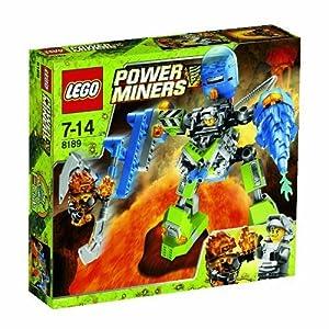 Lego LEGO?? Power Miners 8189: Magma Mech by LEGO