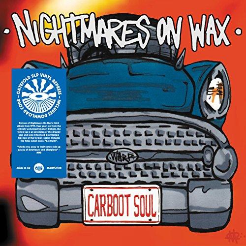 nightmares on wax - Carboot Soul [vinyl] - Zortam Music