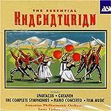 ハチャトゥリアン:管弦楽作品集(9枚組)/The Essential Khachaturian
