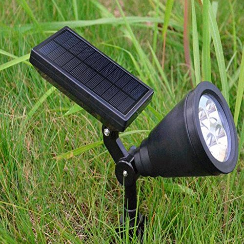 Outdoor Lighting Clearance: (Clearance Sale) Solar Lights ,Dolucky Waterproof 4 LED